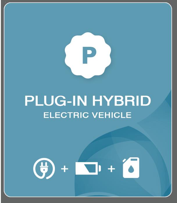 Yorkshire Fleet - Electric Cars - Plug-in Hybrid