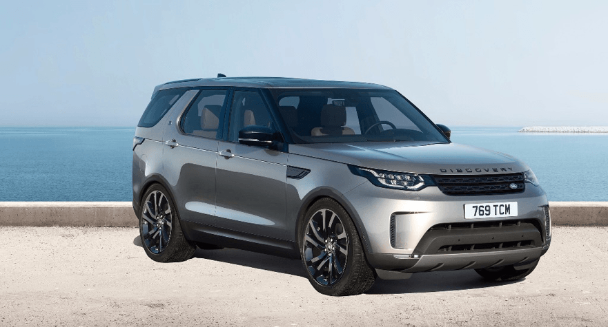Highlights from the Paris Motor Show 2016 - Land Rover Discovery - Yorkshire Fleet