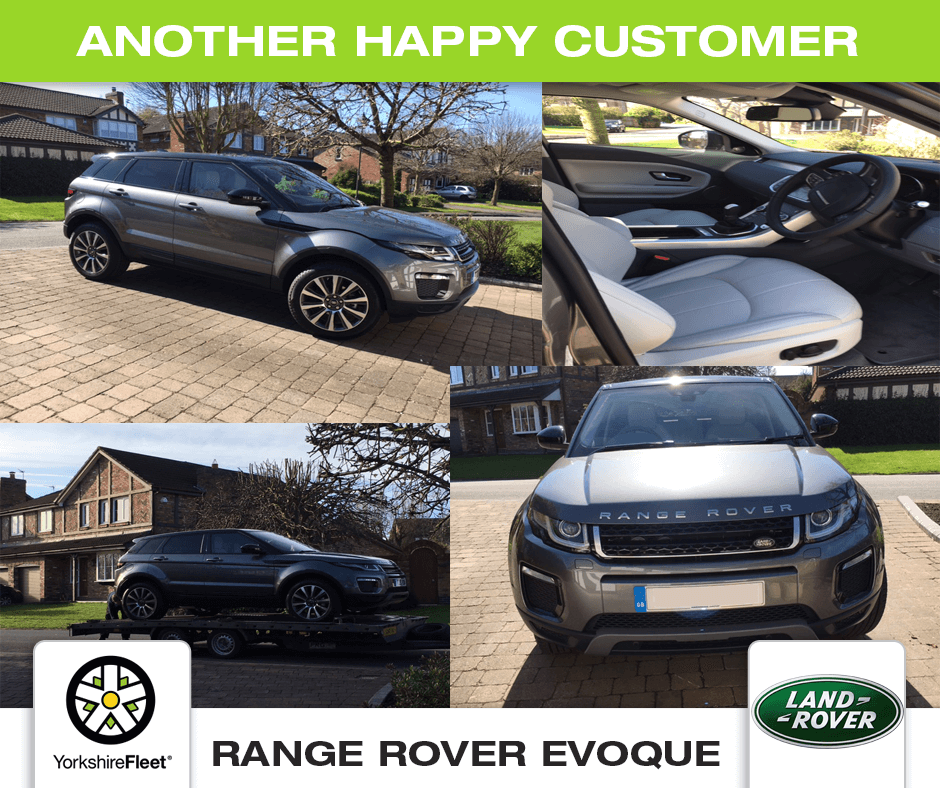 Land Rover Range Rover Evoque Customer Review - Warrington
