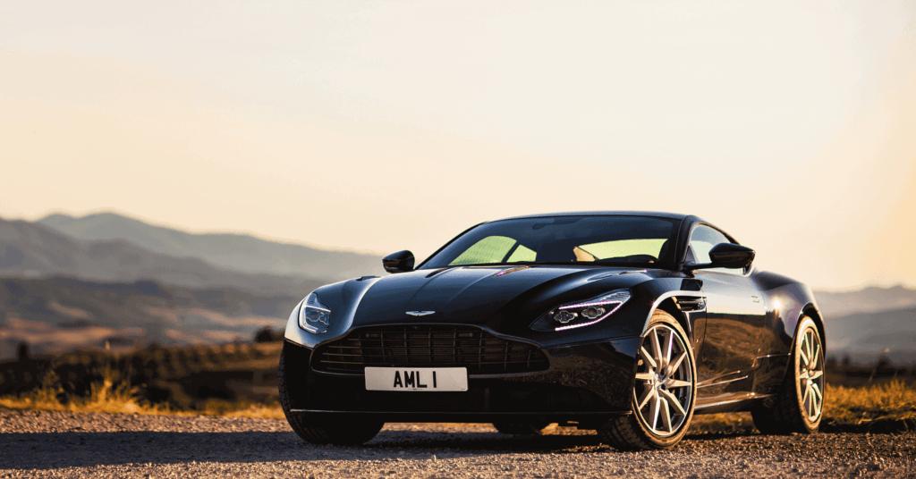 This Week in Autos – 22/05/2017 – 28/05/2017 - Aston Martin DB11 - Yorkshire Fleet