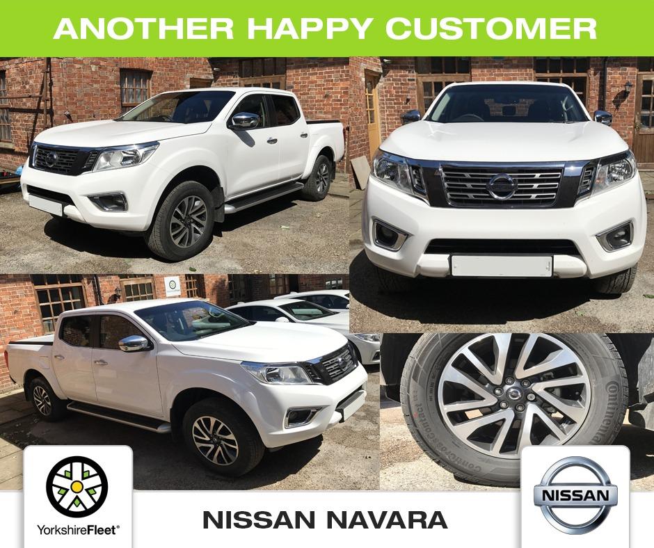 Nissan Navara Accenta (Customer Testimonial) - Yorkshire Fleet