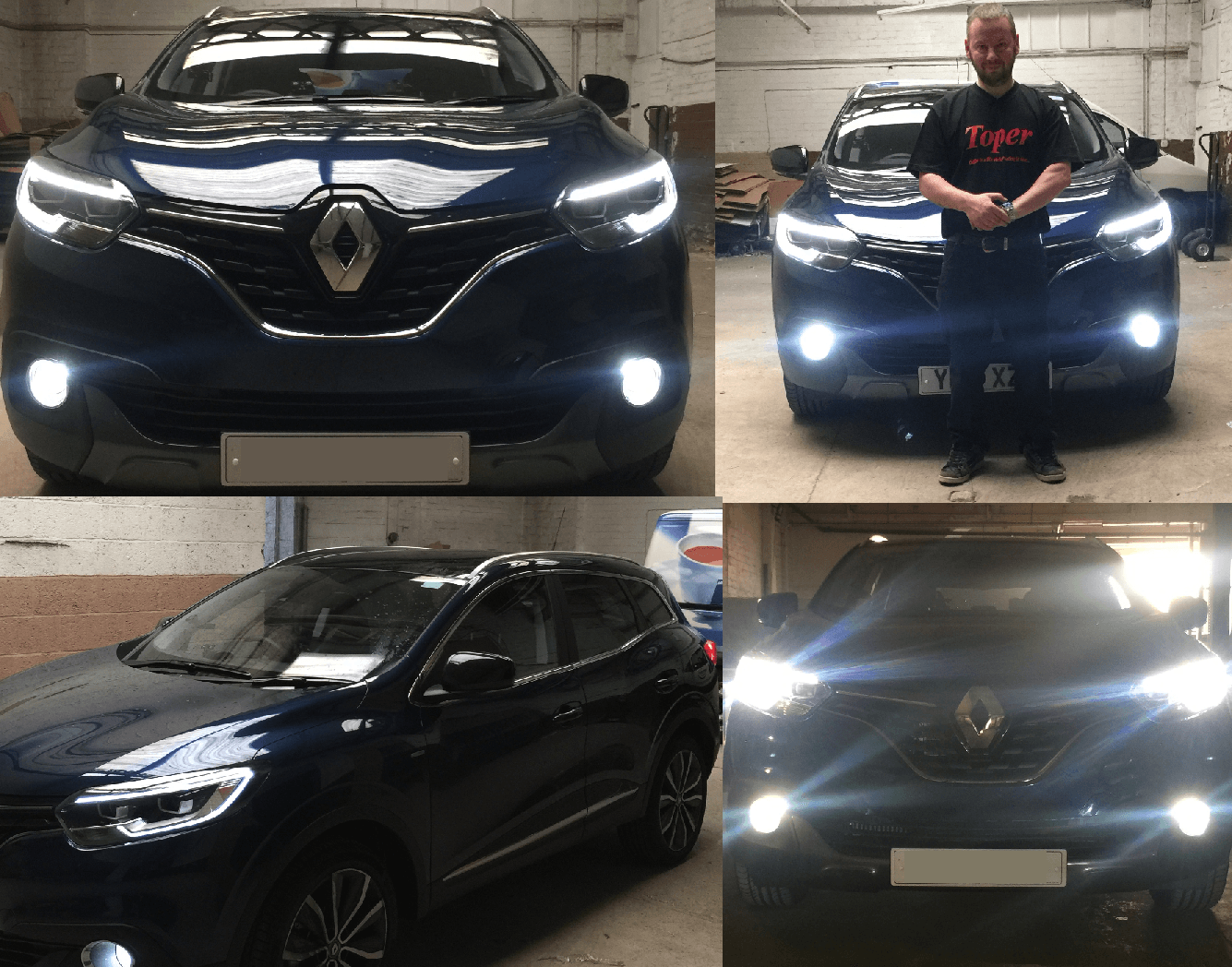 Renault Captur (Customer Testimonial) - Yorkshire Fleet