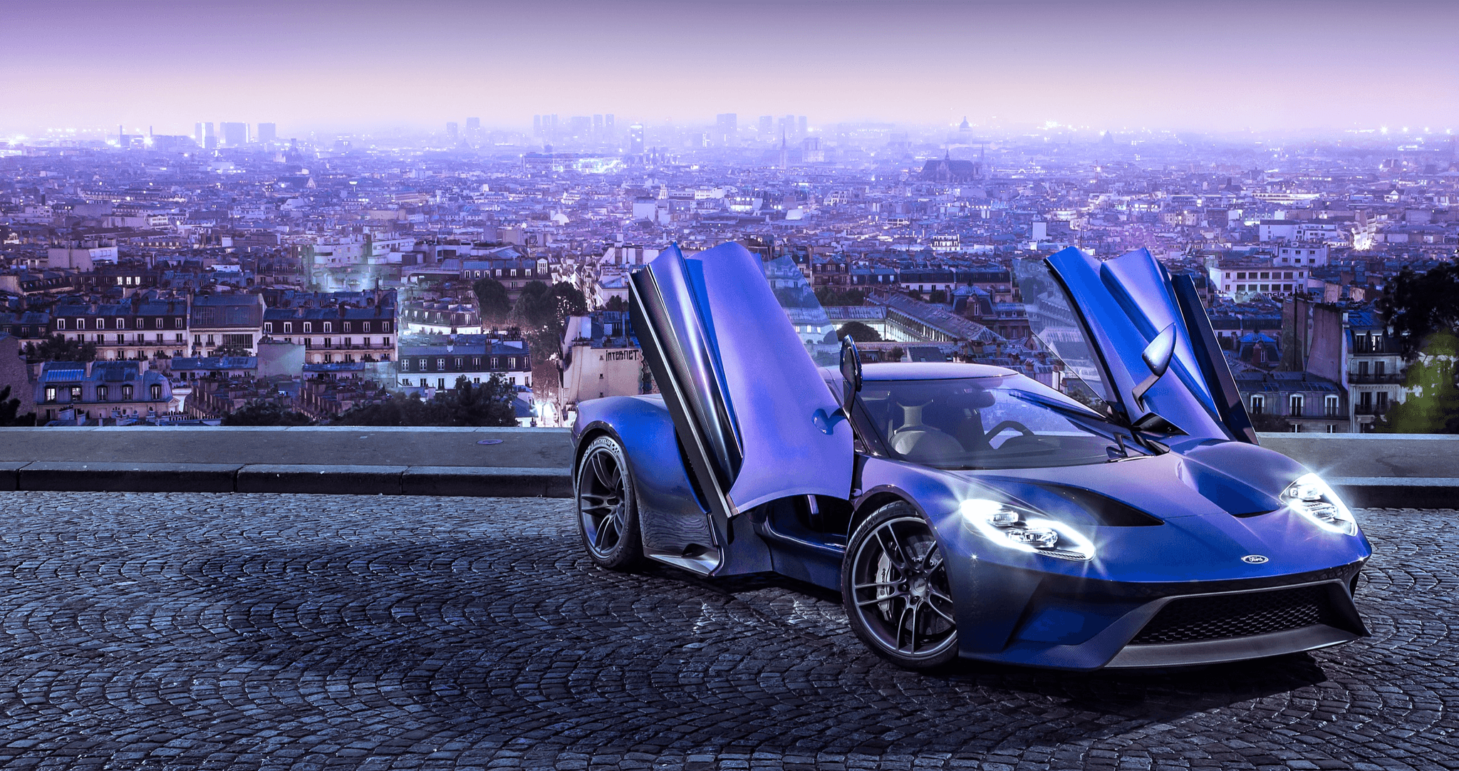 Ford have announced the first appearance of their road-legal Ford GT - Yorkshire Fleet