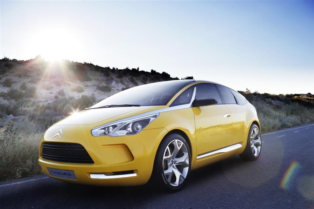 Citroen C Sportlounge Concept Car - Yorkshire Fleet