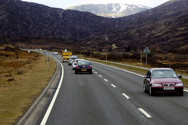 A9 Scotland - Top 5 UK's Most Haunted Roads - Yorkshire Fleet