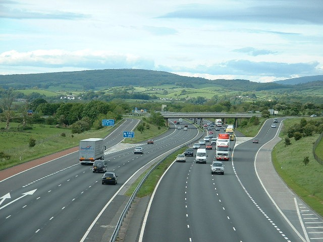 M6 - Top 5 UK's Most Haunted Roads - Yorkshire Fleet
