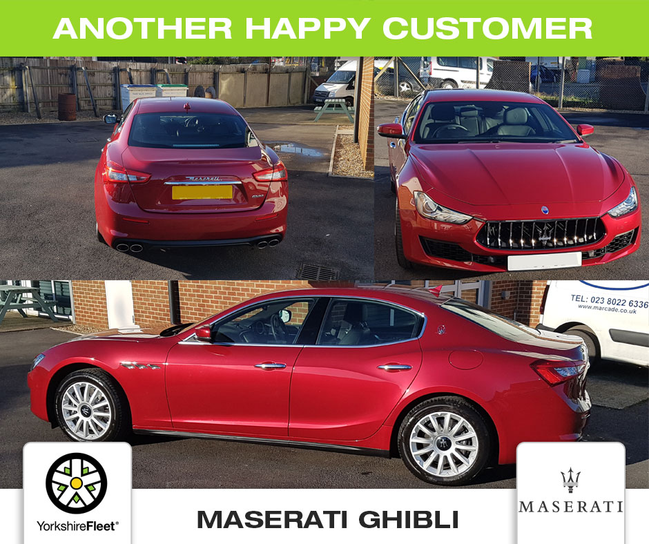 AdrianR-Maserati Ghibli Review - Yorkshire Fleet