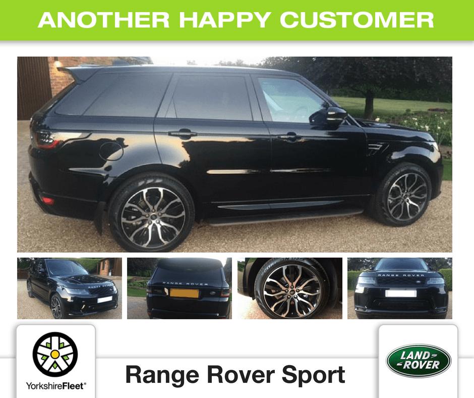 Chris T - Testimonial - Range Rover Sport - Yorkshire Fleet (1)