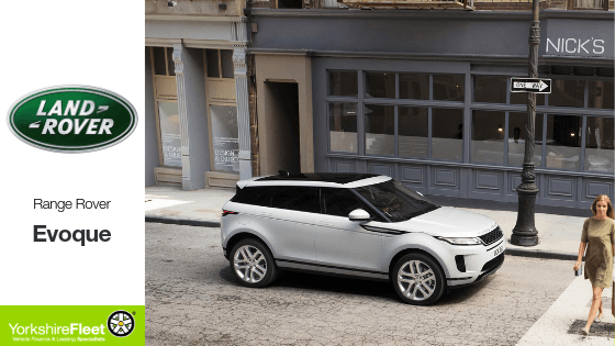 Cars To Look Out For In 2019 - Range Rover Evoque