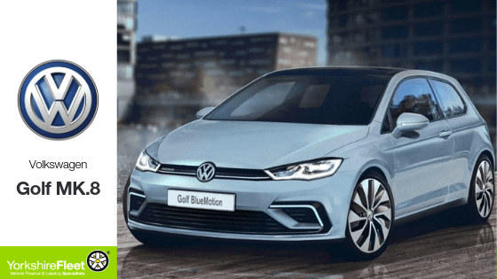 Cars To Look Out For In 2019 - Volkswagen Golf MK.8