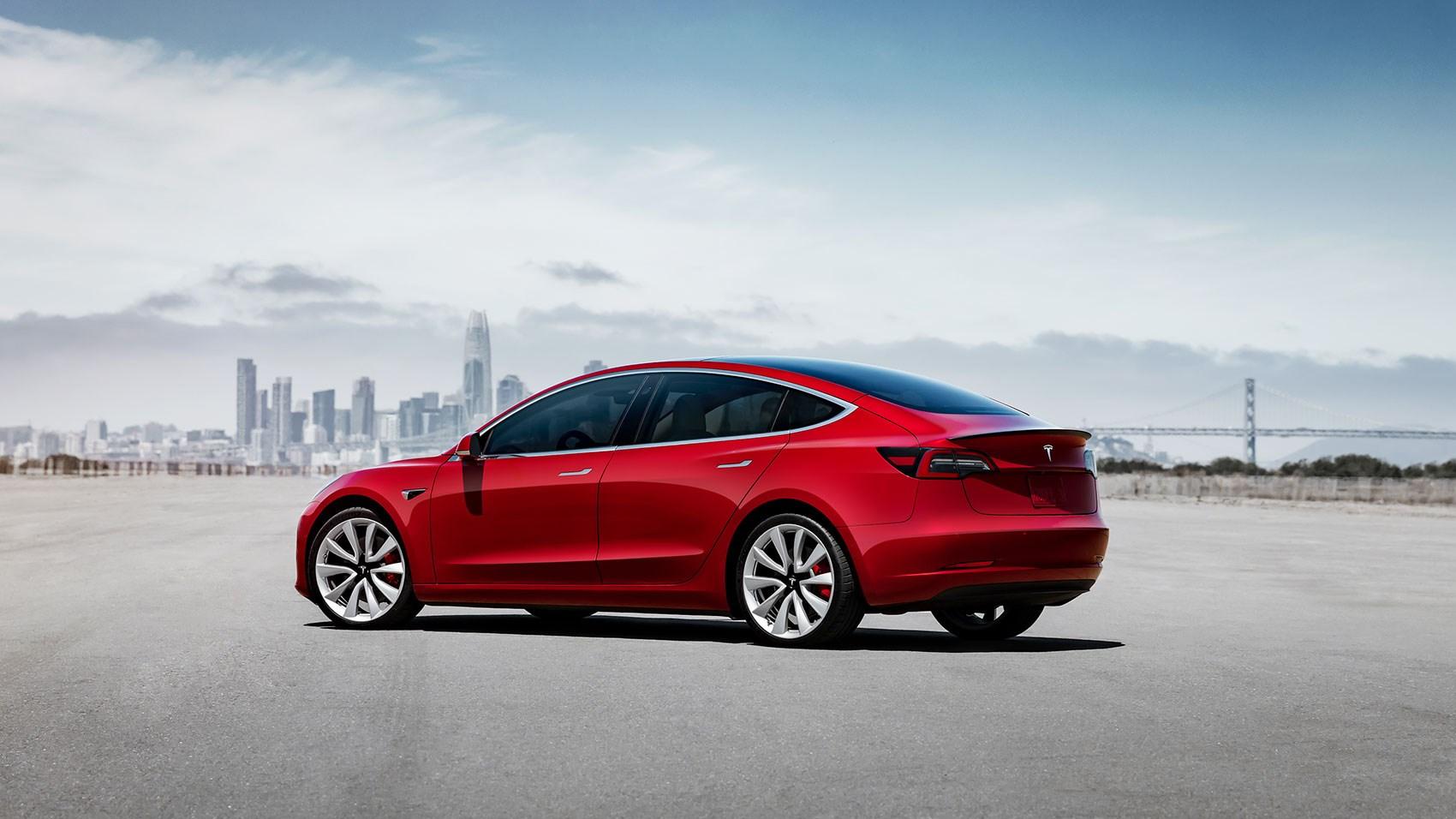 The New Tesla Model 3 Saloon Lease Deal | Yorkshire Fleet