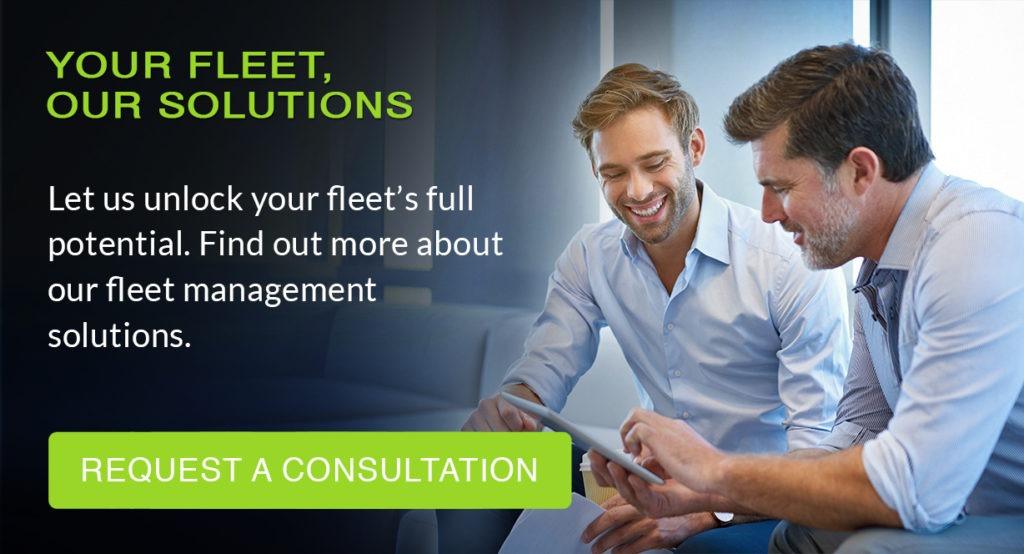 Fleet managers discussing Fleet management