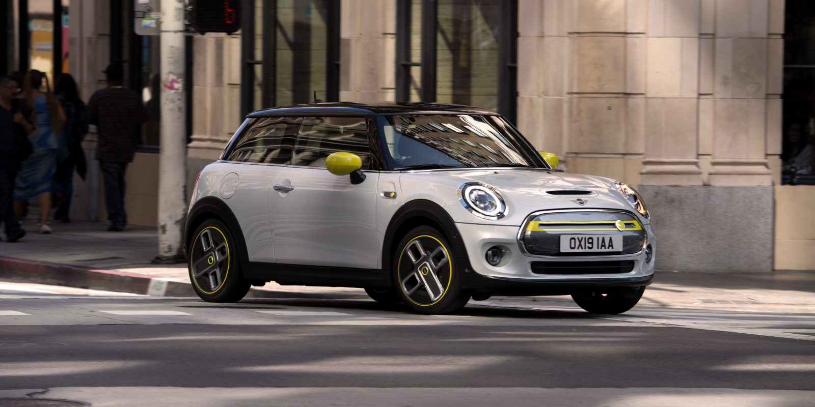 Mini Electric Hatchback 1