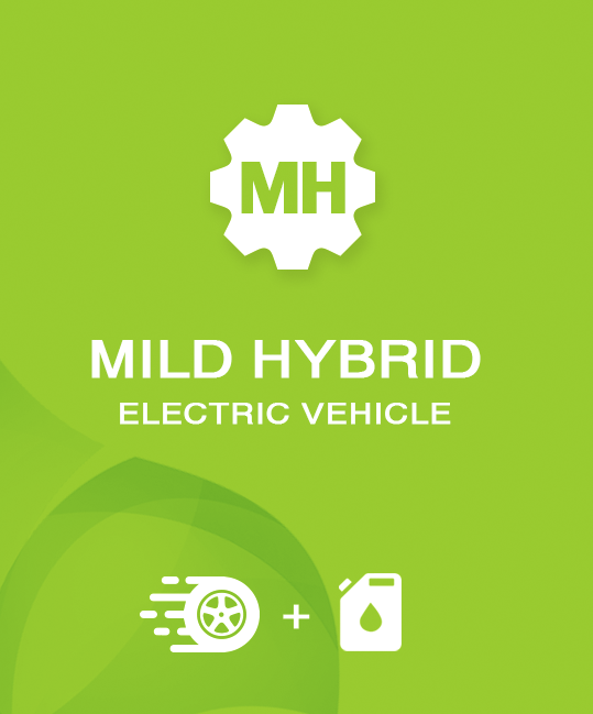 Yorkshire Fleet - Electric Cars - Mild Hybrid